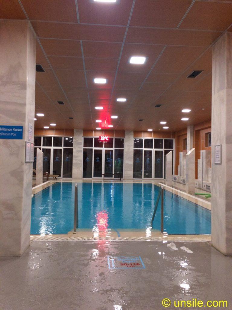 Yüzülebilen Havuz :)