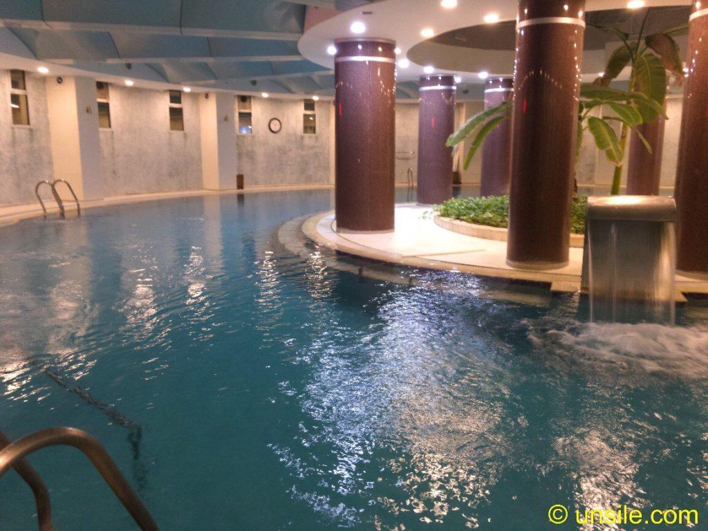 Termal havuz